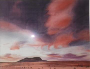 Landscape Yvette Vas